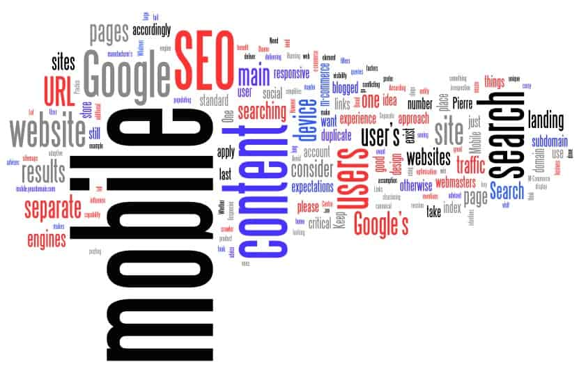 m commerce seo