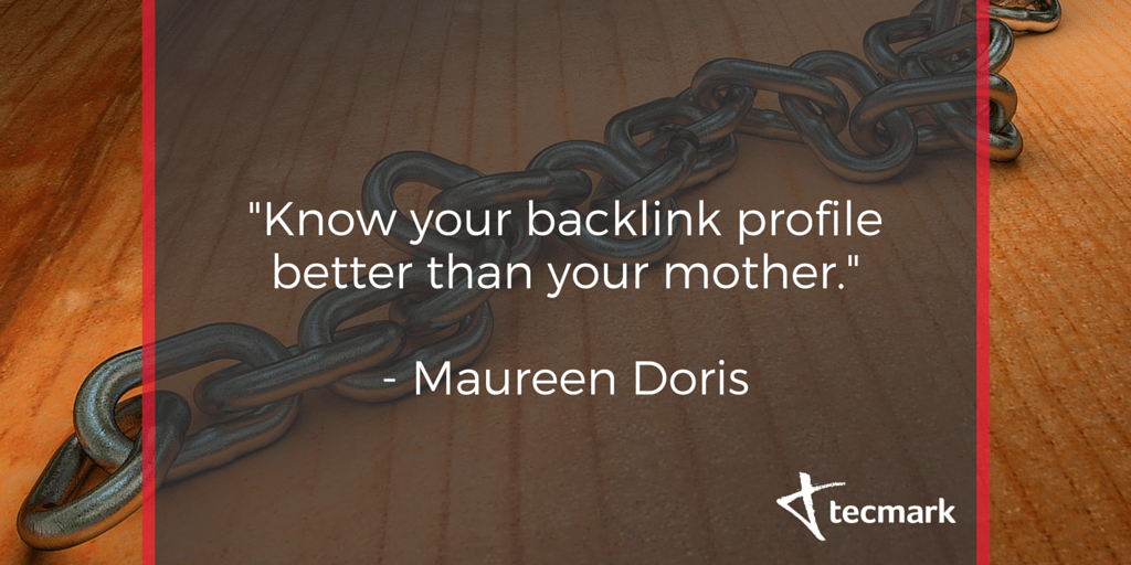 Backlink Maureen Doris