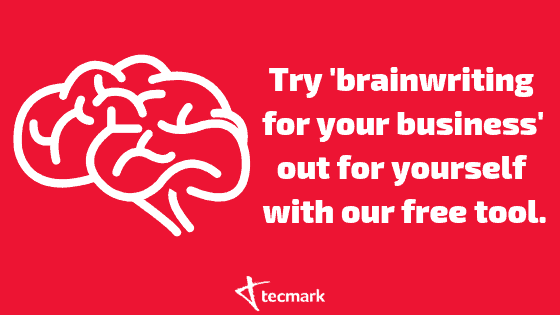 brainwriting for business ideas