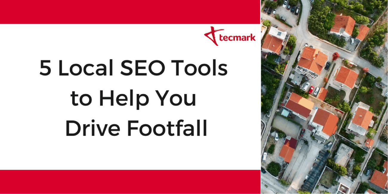 5 Local SEO tools